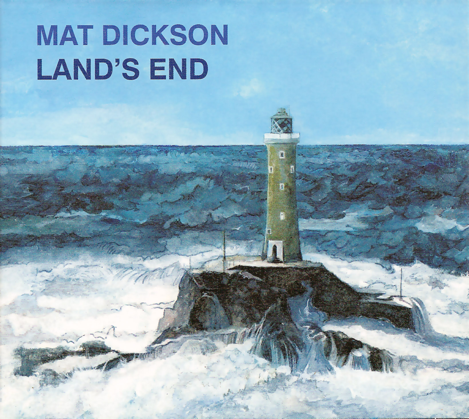 Land's End CD Cover
