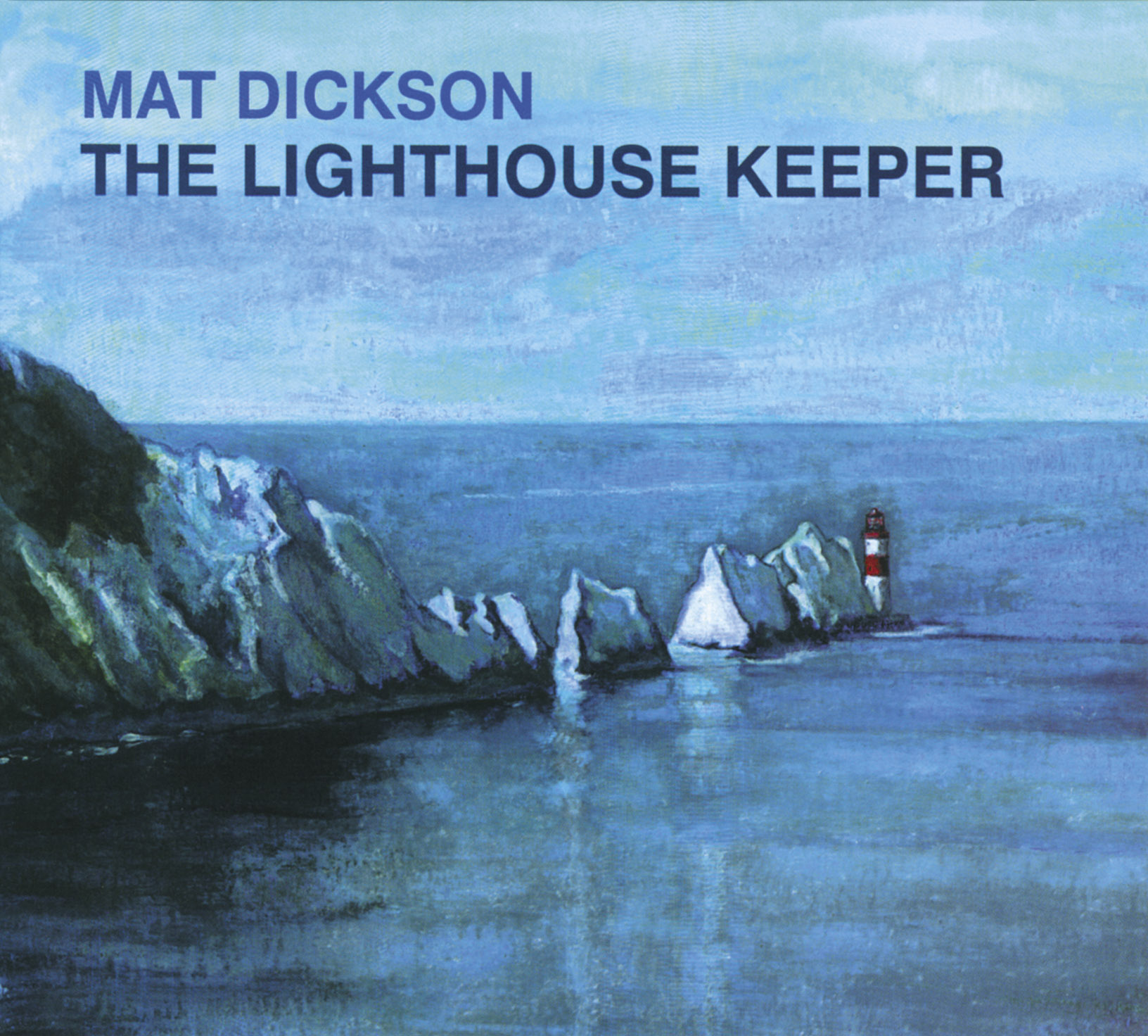 The Lighthouse Keeper Cover - Hires